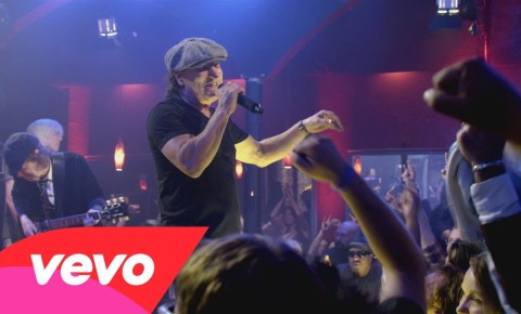 AC/DC Debut New Music Video 'Rock the Blues Away'