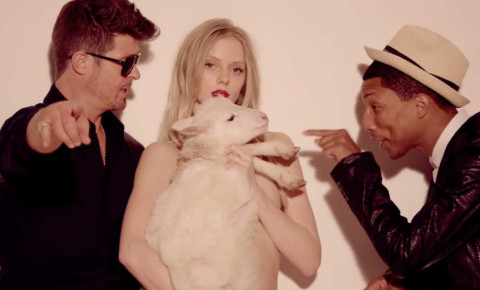 A Copyright Expert Explains the 'Blurred Lines' Copyright Infringment Ruling