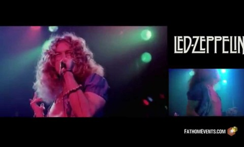 Check out the Trailer for Led Zeppelin Concert Movie