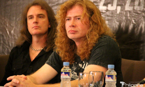 David Ellefson Suggests Nick Menza & Marty Friedman Not Likely To Return To MEGADETH