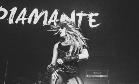 DIAMANTE To Join WHITESNAKE on Tour For Some Dates