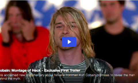 'Kurt Cobain: Montage of Heck' Documentary Movie Trailer