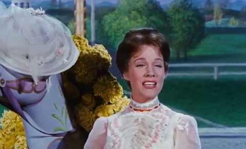 Mary Poppins Goes Death Metal… Yes, Seriously!