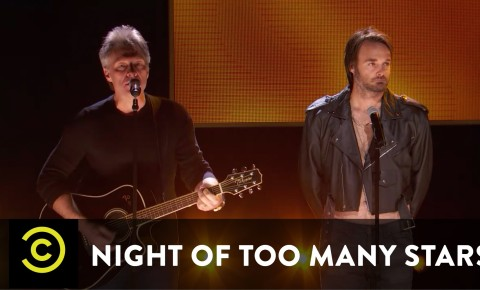 "Night of Too Many Stars – ""Wanted Dead or Alive"" with Jon Bon Jovi and Special Guests"