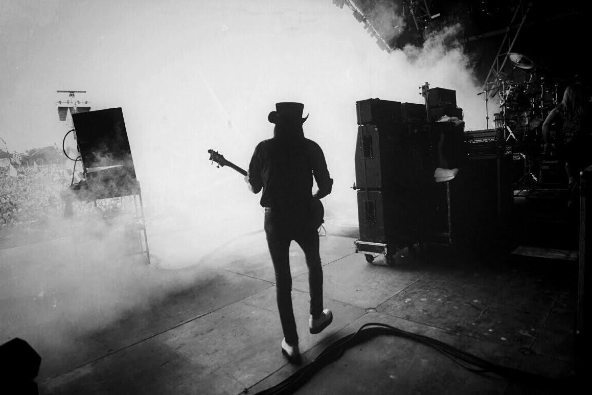 Rip Lemmy Kilmister Of Mot 246 Rhead Daily Headb 196 Nger