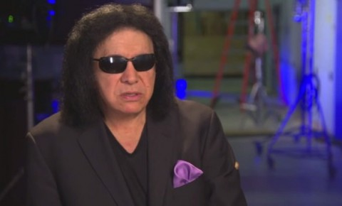 KISS' Gene Simmons on Glasgow Live Interview May 27, 2017