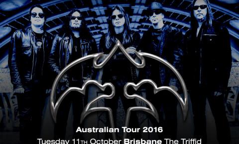 Queensrÿche Announce October Australian Tour