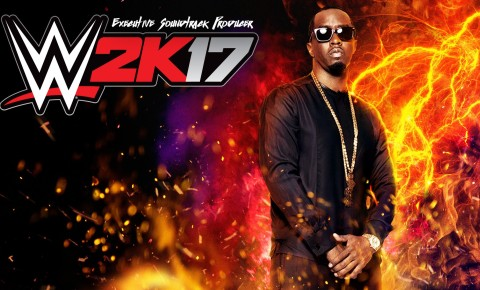 Black Sabbath + More on Diddy-Curated 'WWE 2K17′ Video Game Soundtrack