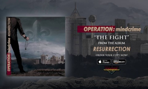 "Geoff Tate's Operation: Mindcrime Unveil New Song ""The Fight"""