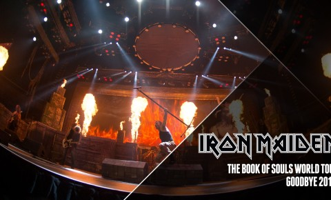 "Iron Maiden Release End of Tour ""Thank You"" Video"