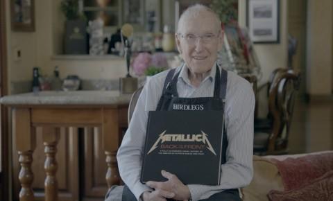 Metallica Recruit Cliff Burton's Dad For Master Of Puppets Book Promo
