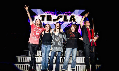 Tesla Unable to Perform Next Three Dates on Def Leppard Tour Due to Illness