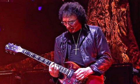 Black Sabbath's Tony Iommi's Cancer In Remission