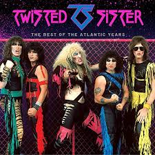 """Twisted Sister Announce New """"The Best of the Atlantic Years"""" Greatest Hits Album"""