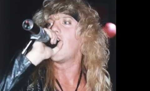 Warrant Pay Tribute to Vocalist Jani Lane With Vintage Slideshow