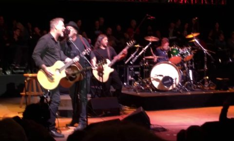 Metallica Plays 'Mr. Soul' With Neil Young, Covers the Clash at Bridge School Benefit