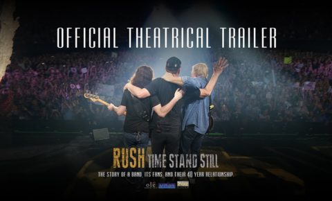 "Rush Release ""Time Stand Still"" Official Movie Trailer"