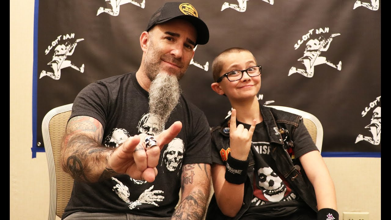 "Anthrax Guitarist Scott Ian Interview:  ""My Favorite Character Was Always the Hulk"""