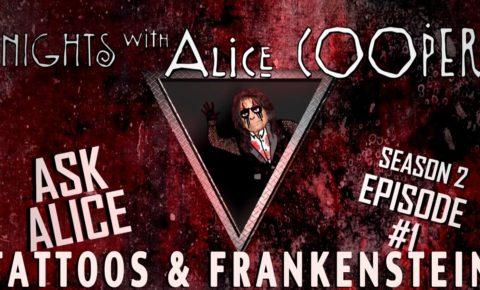 Ask Alice 16: Tattoos and Frankenstein Smells