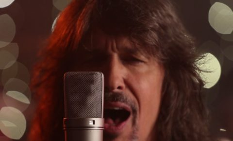 """Foreigner Premiere Music video """"The Flame Still Burns"""""""