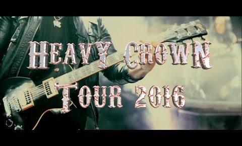 Last in Line's Heavy Crown Tour Kicks Off in Costa Mesa, CA