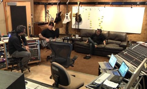 """Metallica: Plow – The Making of """"Moth Into Flame"""""""