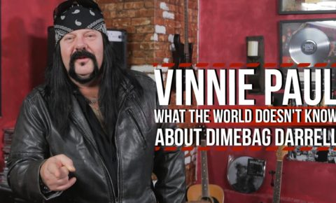 Vinnie Paul: What the World Doesn't Know About Dimebag Darrell