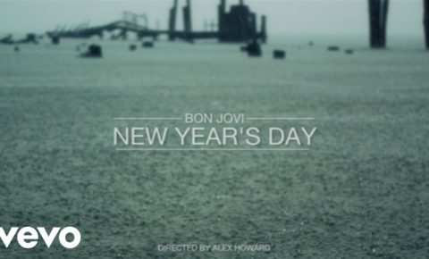 "Bon Jovi – New Music Video for ""New Year's Day"""