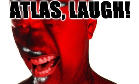 Metallica's James Hetfield – Atlas, Laugh! (LaughCover)