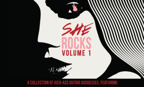 "Orianthi's ""Transmogrify"" Audio Released from She Rocks, Vol. 1"
