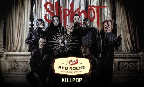 "Slipknot Debut Authorized Fan-Filmed ""Killpop"" From Colorado Gig"