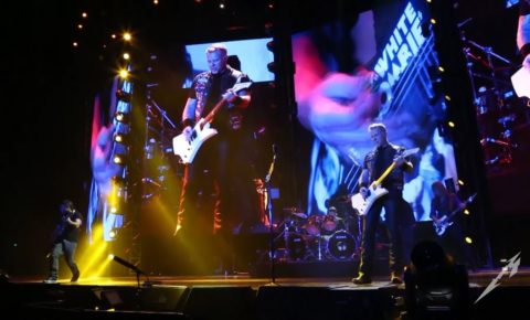 Metallica: Confusion (Live Debut in Beijing, China – 2017)