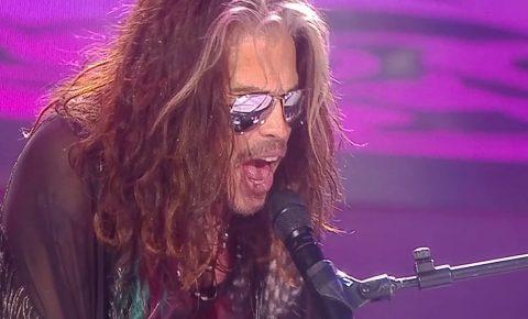 Aerosmith Pays Tribute to Chris Cornell at Batumi, Georgia Show