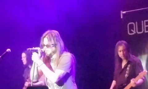 Queensrÿche Pays Tribute To Chris Cornell by Performing 'Say Hello 2 Heaven' at Biloxi Gig