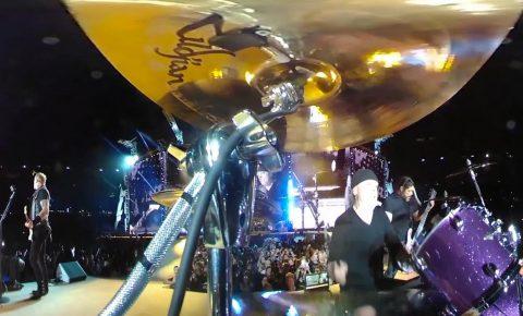 Metallica Release 360° Video of Seek & Destroy