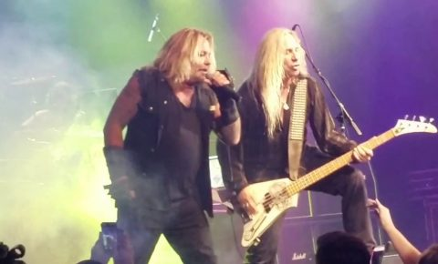 VINCE NEIL Performs MÖTLEY CRÜE Classic Hits at Tulsa Gig