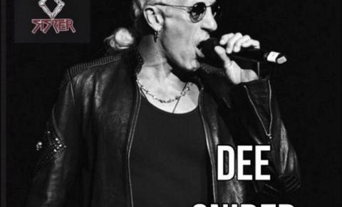 Dee Snider Tribute To David Z at Ultimate Jam Night in LA