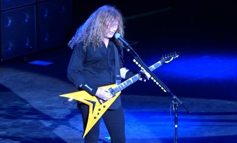Watch Megadeth's Entire Concert In Moscow