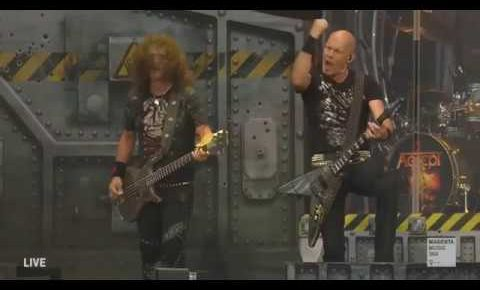 Accept Live At Wacken 2017 with The Czech National Orchestra – Entire Gig