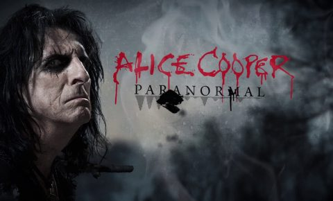 """Alice Cooper – """"Paranormal"""" Official Lyric Video"""