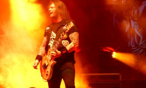 "Fan-Filmed Video of Slayer's ""Repentless"" at Baltimore, MD Gig"