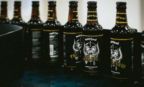 Motörhead's Röad Crew Beer Secures Deal with Supermarket Chain in UK