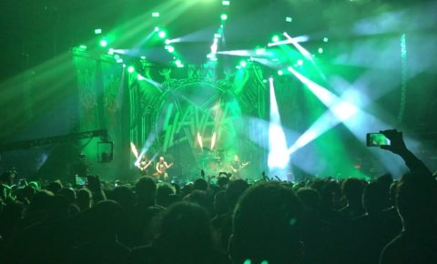 Slayer's Los Angeles Concert Filmed For Upcoming DVD