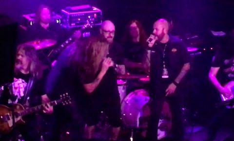 "Judas Priest's Rob Halford, Sebastian Bach, Rudy Sarzo Perform At At ""Rock 'N' Roll Fantasy Camp"" Finale At Whisky A Go Go"