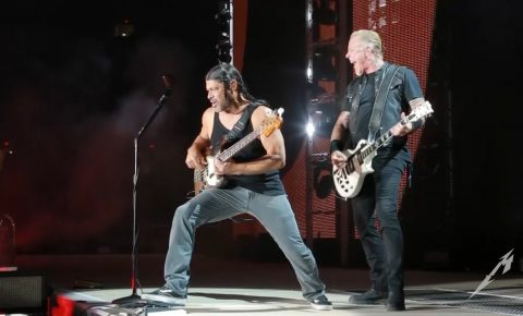 Metallica: For Whom the Bell Tolls – Official Video from MetOnTour – Vancouver, BC – 2017