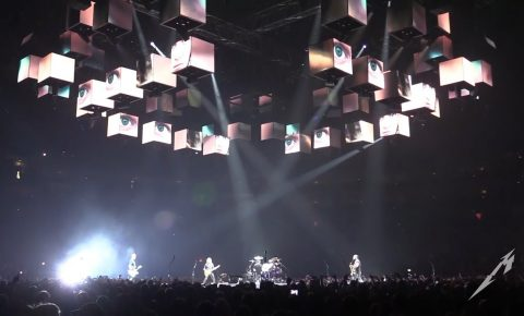 """Metallica Release Official Live Video of  """"Confusion"""" from Hardwired…To Self-Destruct"""