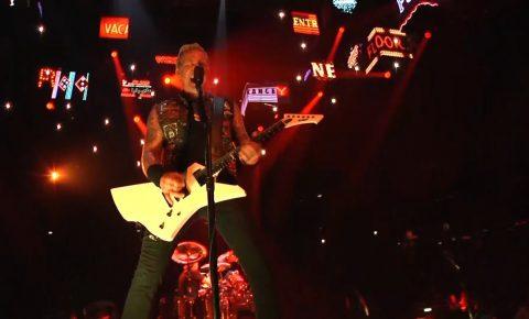 Metallica: Moth Into Flame – Official Video, Copenhagen, Denmark – 2017