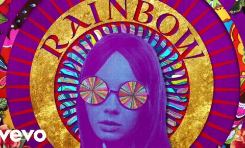 """The Rolling Stones Release """"She's A Rainbow"""" (Official Lyric Video)"""