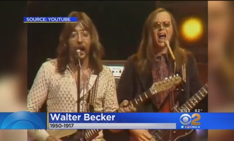 R.I.P. – Walter Becker, Steely Dan Co-Founder, Dead At 67