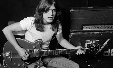 RIP Malcolm Young, AC/DC Guitarist and Co-Founder, Dead at 64